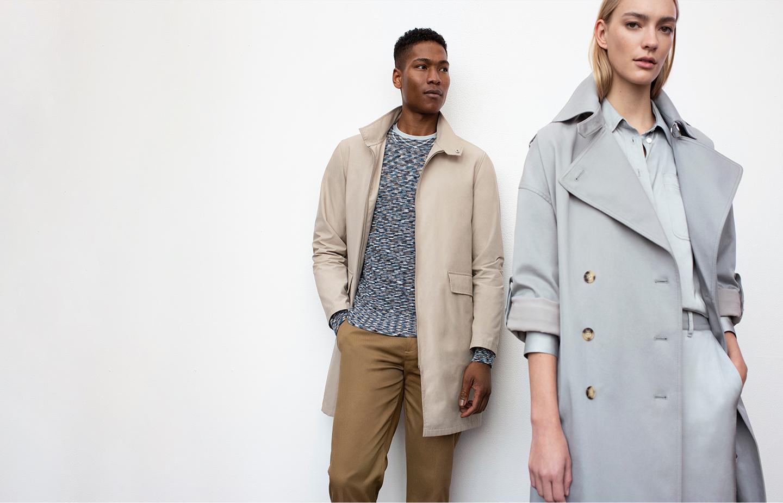 Shop men's and women's outerwear