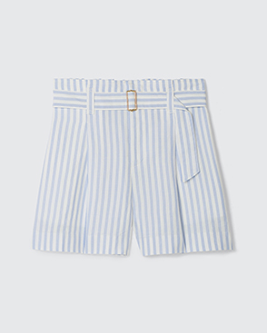 Darcee Stripe Short