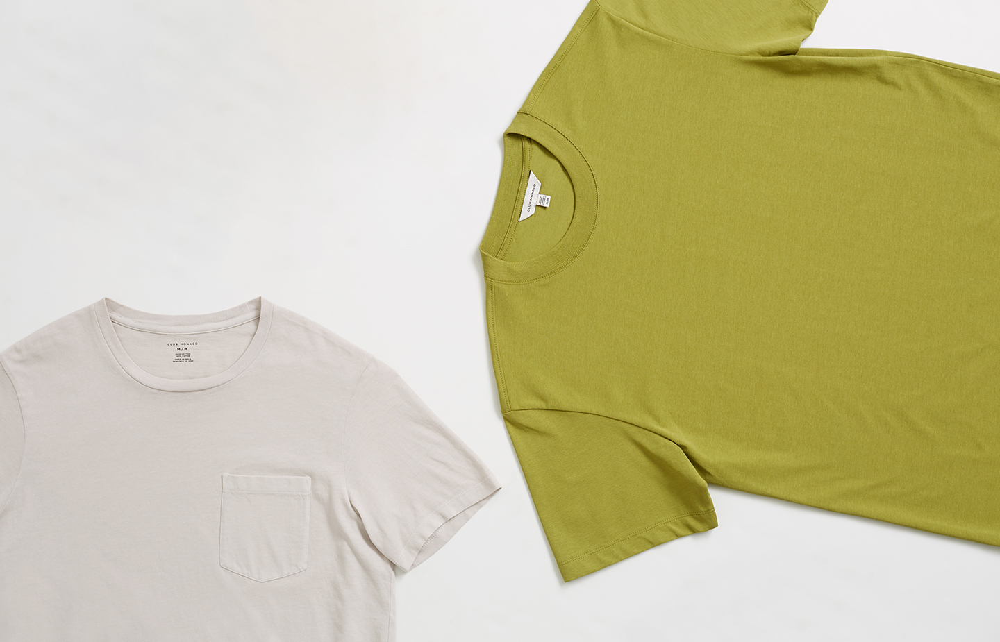 Shop the Williams and Relaxed tees.