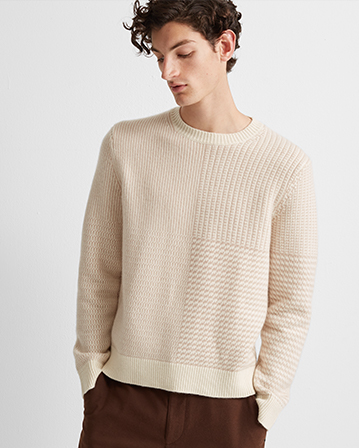 Cashmere, wool, sweaters, and cold weather essentials